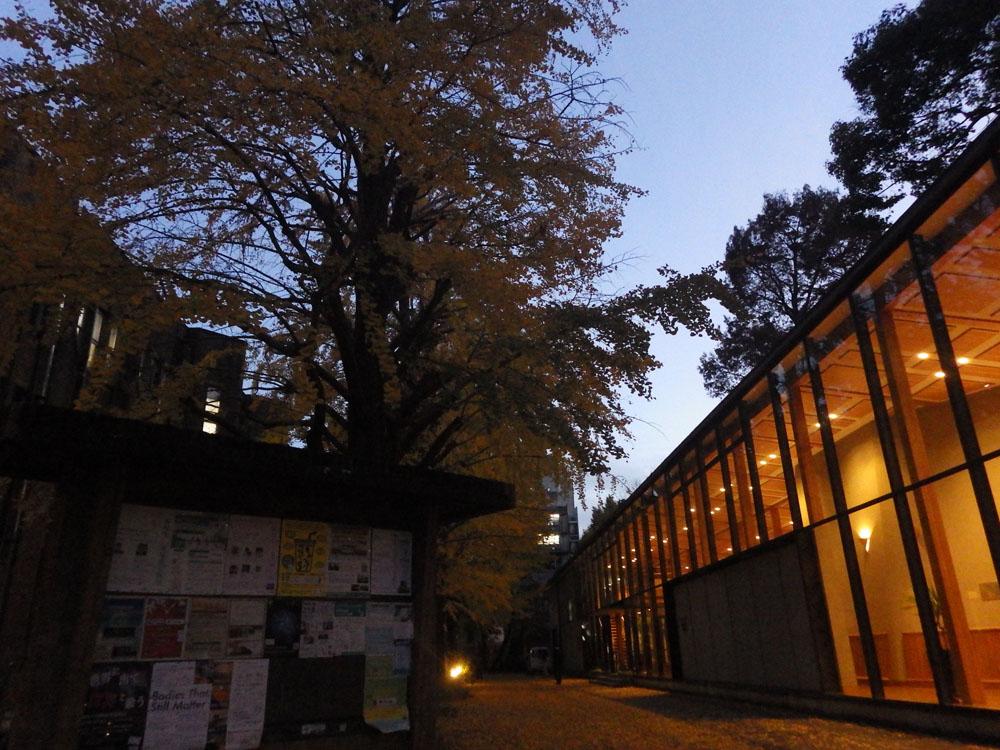 東京大学弥生講堂一条ホール